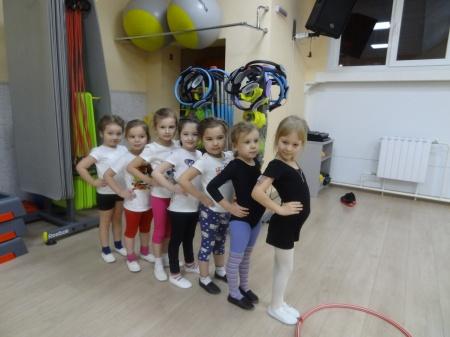 Художественная гимнастика (3-6 лет)