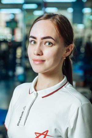 Анастасия Токмолаева