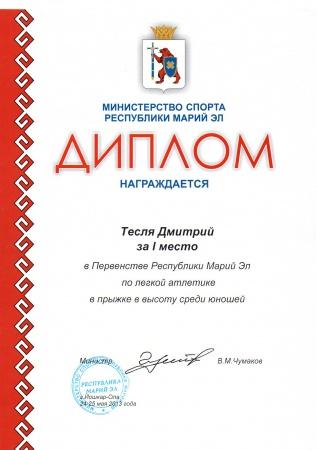 Дмитрий Тесля