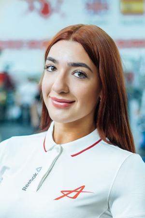 Дарья Веретенникова