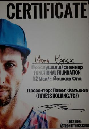 Илона Новак