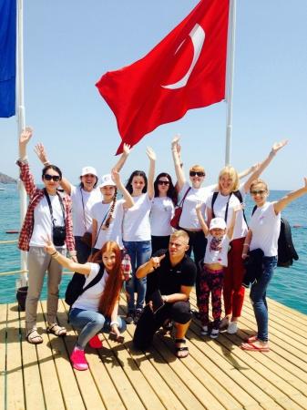 Фитнес-тур в Турцию 2018!