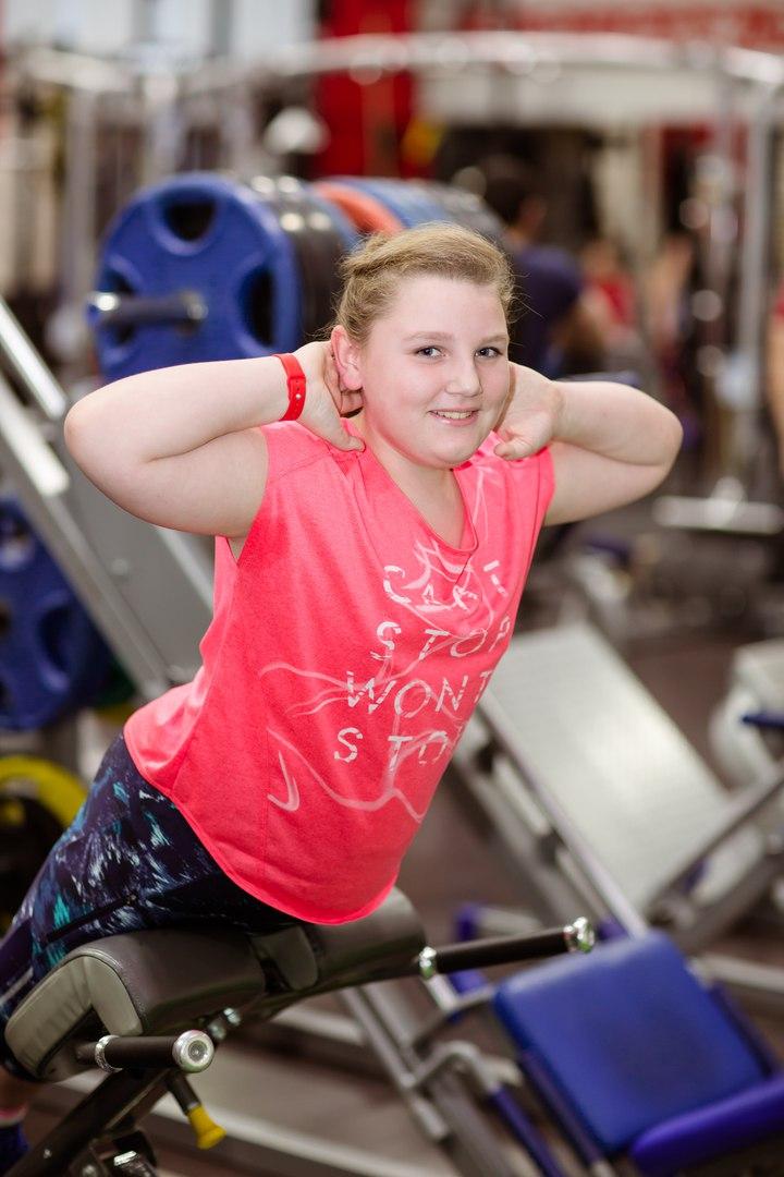 Полина Фадеева, 11 лет
