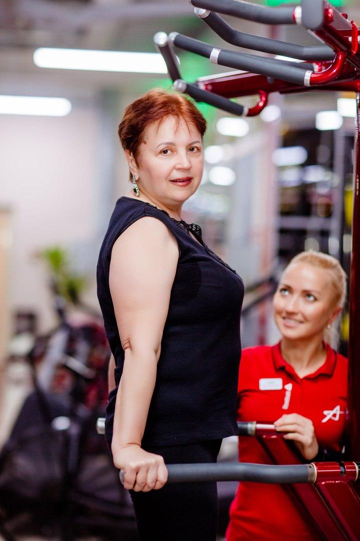 Ольга Маклашина, 58 лет