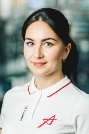 Рузиля Вагапова
