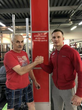 «Нужно идти вперед, независимо ни от чего!» — Валерий Сапожников, 58 лет