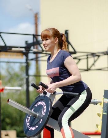 Екатерина Борисова: «Для меня спорт — самое лучшее средство от стресса»
